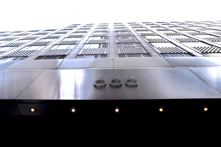666 Fifth Avenue mogul Charles Kushner, father of Co-President Jared