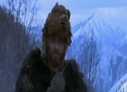Jeremiah Johnson bear head