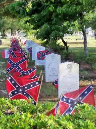 confederate-flags-cemetery