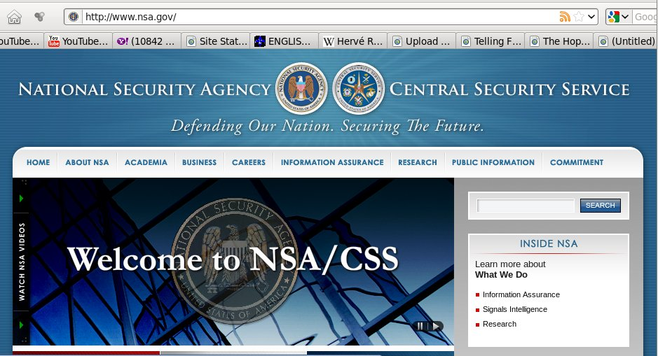Illuminati Backwards To Why Nsa Go Does
