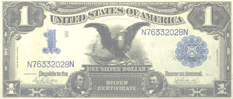one-dollar-silver-certificate-1899