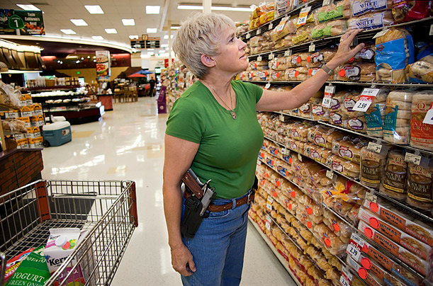 open_carry_gun_middle-aged.woman-supermarket