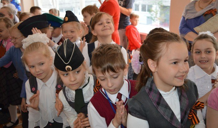 russian-elementary-school-children