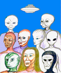 http://johndenugent.com/images/sketch-of-various-aliens-with-one-nordic.jpg