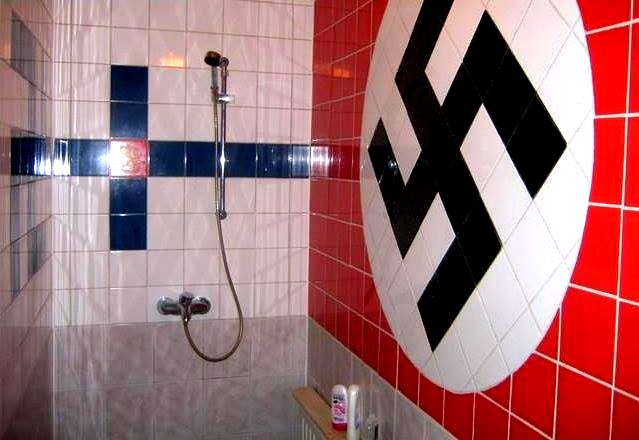 swastika-shower