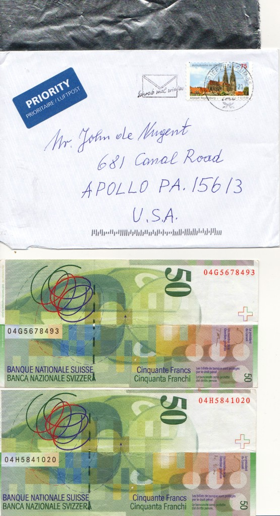 100-swiss-francs-alu-envelope