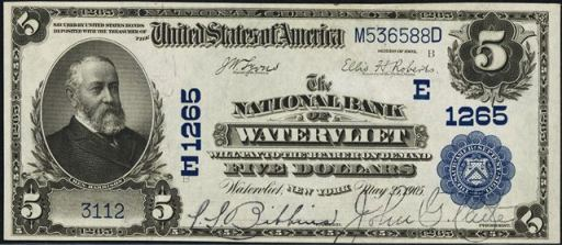1910s-5-dollar-national-bank-note