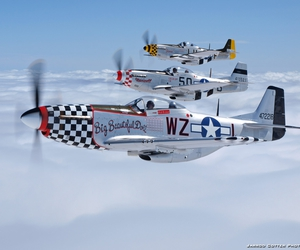 3-p51-mustang-fighters