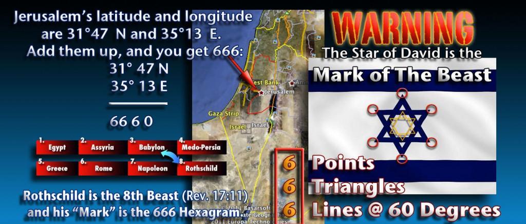 666-israeliflag-coordinates