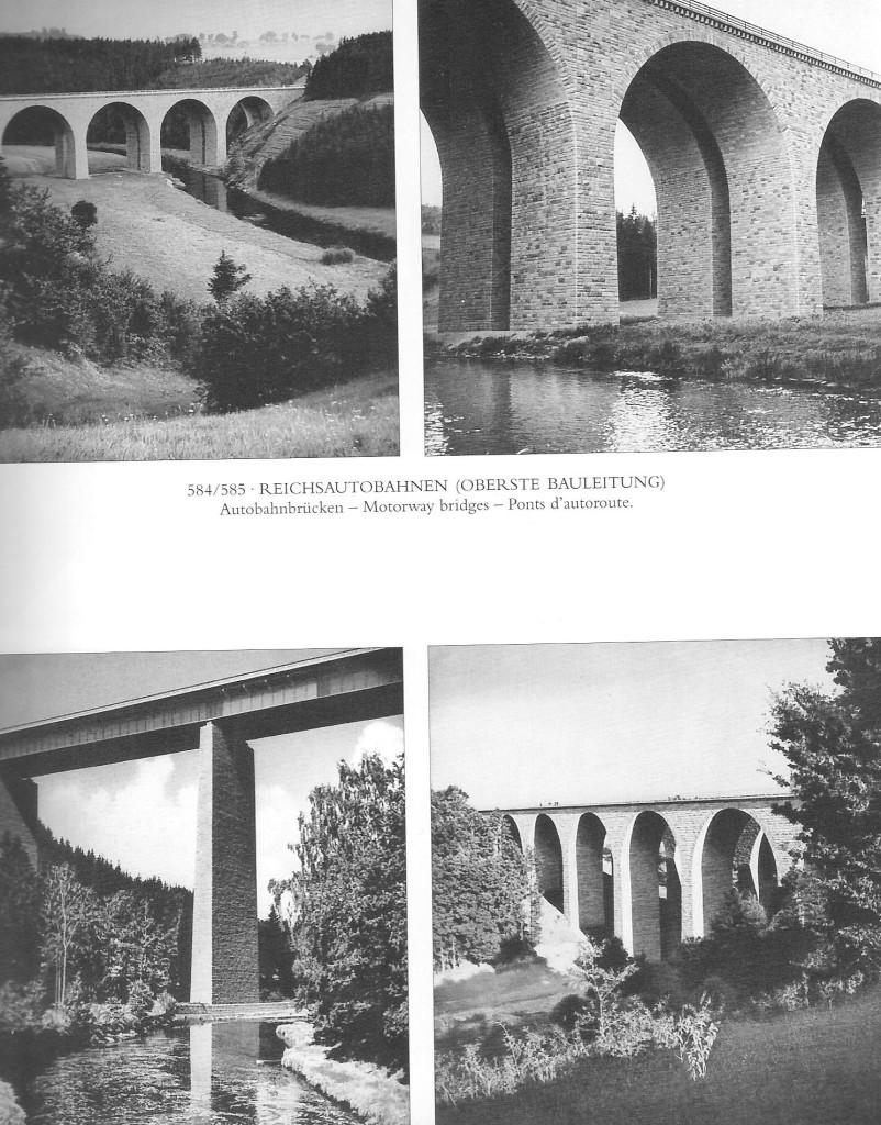 Autobahn bridges
