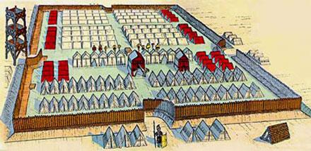 Camp_romain