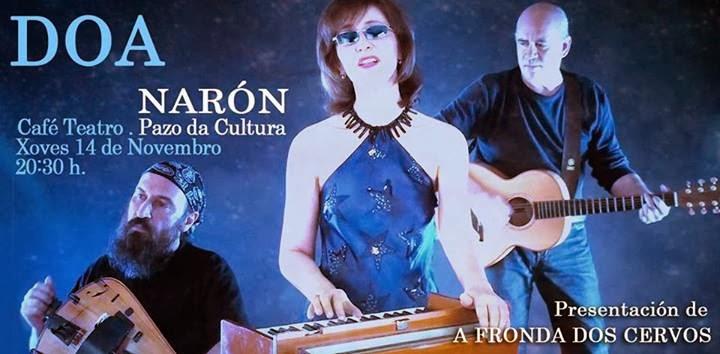 DOA-(Grupo-Musical-de-Galicia)-naron-spain