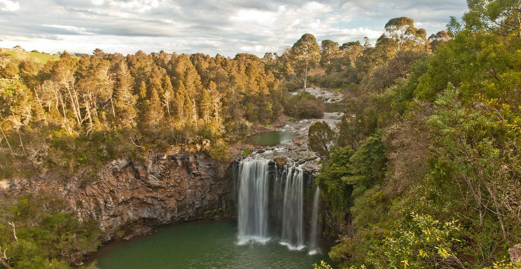 Dangar-Falls-New-South-Wales-Australia