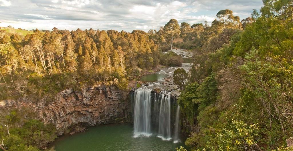 Dangar-Falls-New-South-Wales-Australia