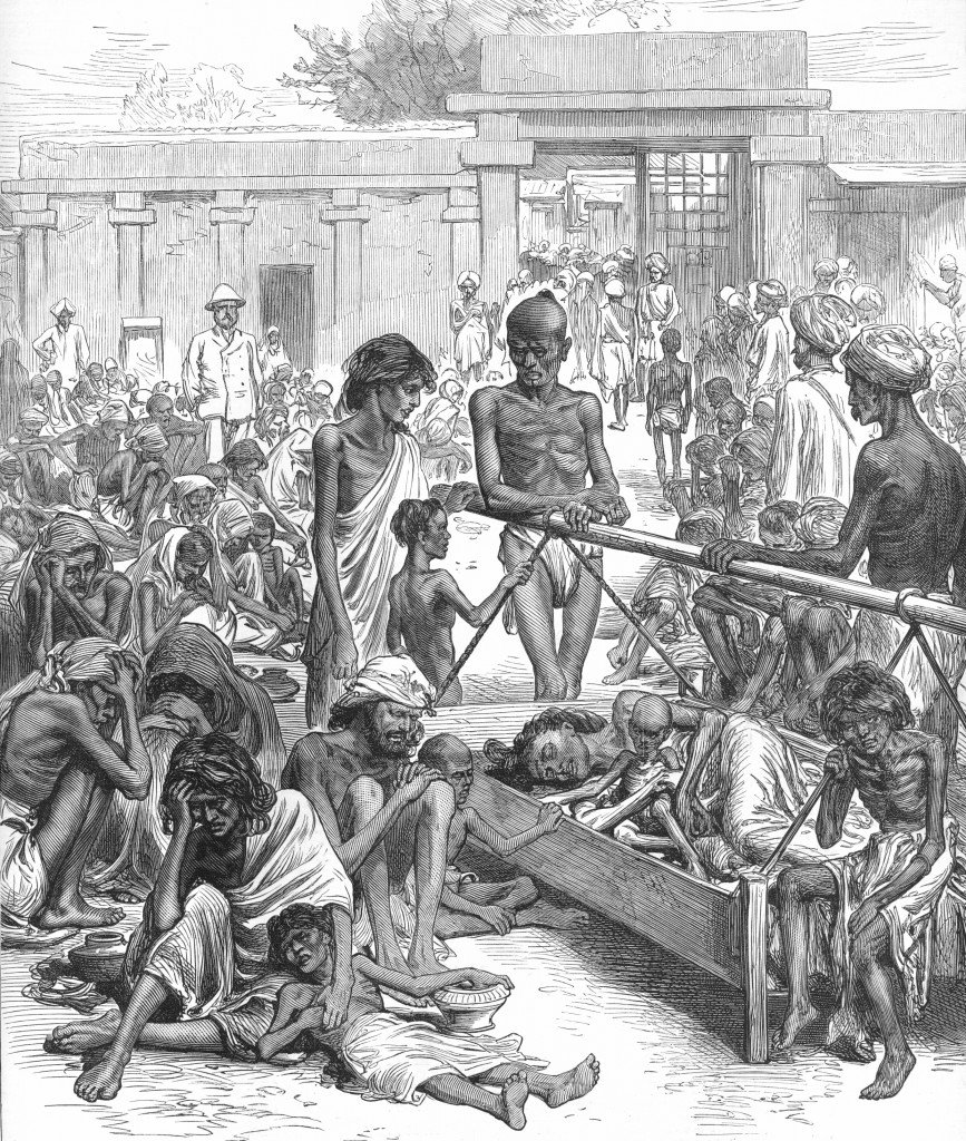 Famine_1877-lord-lytton-in_India_Natives_Waiting_for_Relief_in_Bangalore