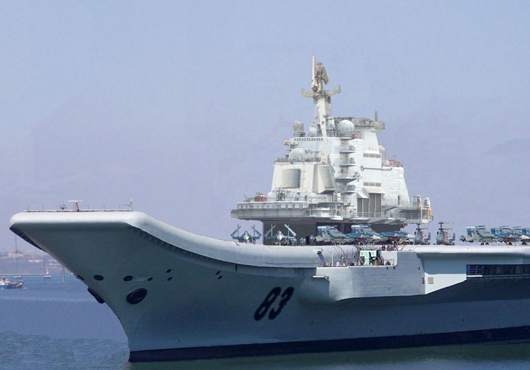 First-Chinese-Aircraft-Carrier-Successfully-Wraps-Up-Second-Stage-Sea-Trials