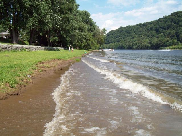 Freeport Beach on Allegheny