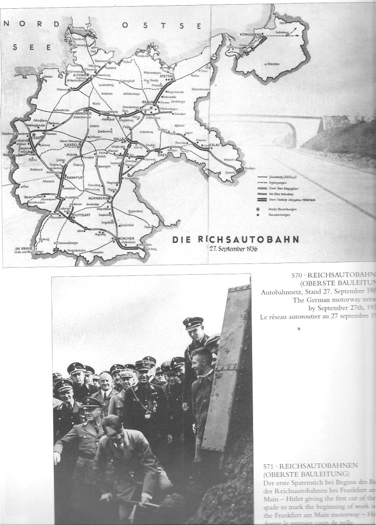 Hitlers Autobahns