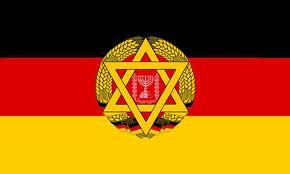 JEW-GERMAN FLAG