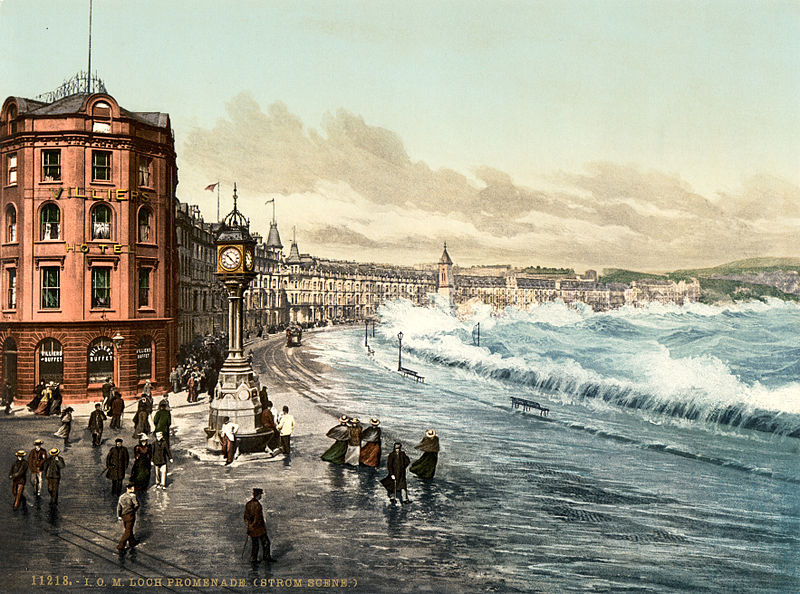 Loch_Promenade,_Isle_of_Man,_1890s