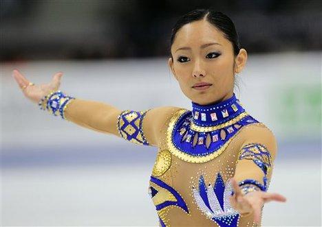 MIKI-ANDO-japan-FIGURE-SKATER
