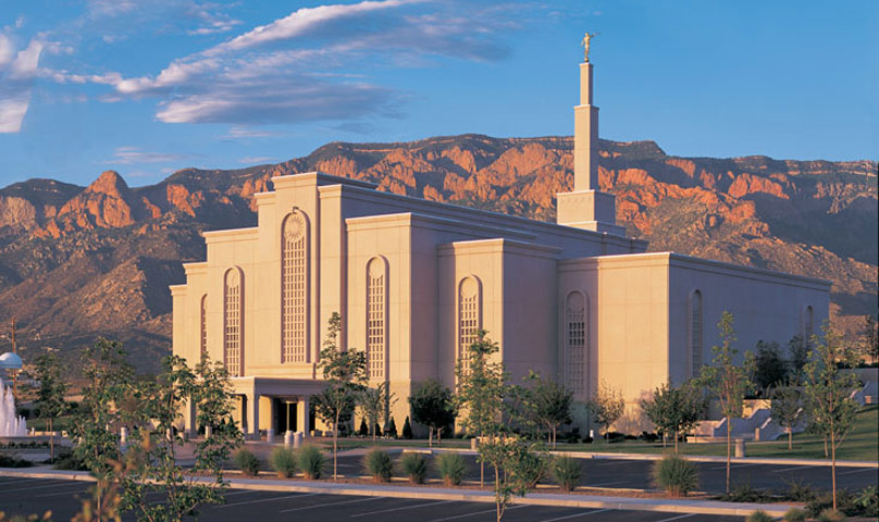 MORMON-TEMPLE-Albuquerque_New-Mexico