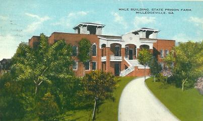 Male-Bldg-GA-State-Prison-Farm-Milledgeville