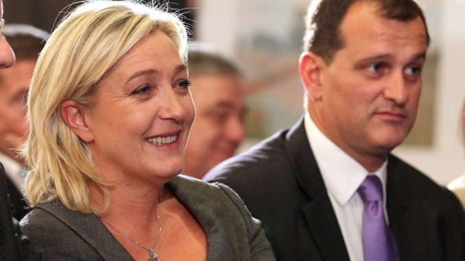 Did massive vote fraud make Marine Le Pen lose?