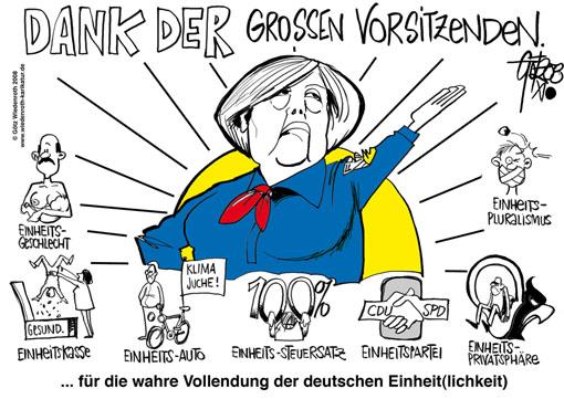 Merkel-Deutsche-Einheit