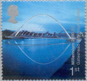 Millennium-Bridge-Gateshead-england