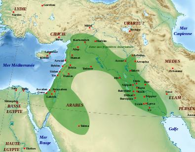 New-Babylonian-empire-Nebuchadnezzar