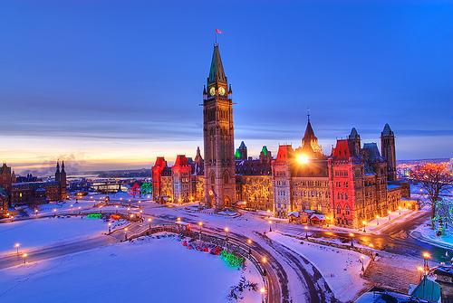 Ottawa-canadian-parliament