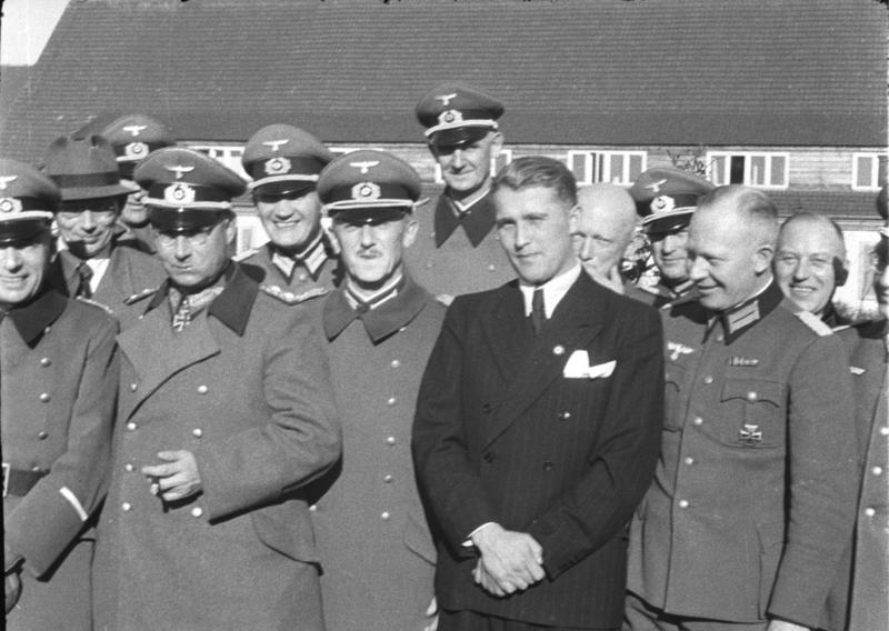 Peenemnde, Dornberger, Olbricht, Leeb, v. Braun