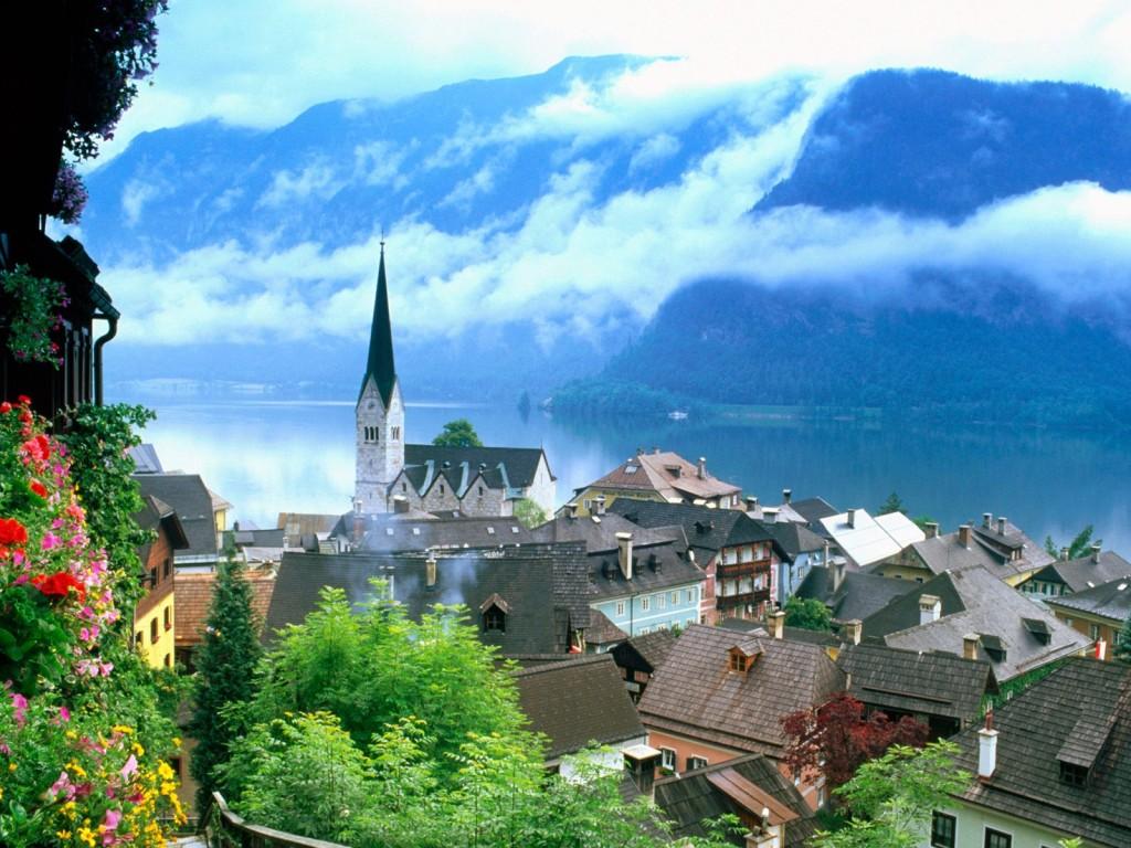 Salzkammergut- Austria