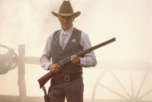 Sheriff-western-style