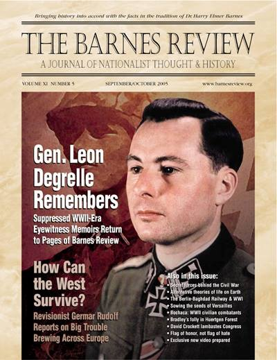 TBR-sept-oct-2005-degrelle-my-revolutionary-life
