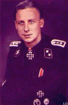 Waffen SS officer
