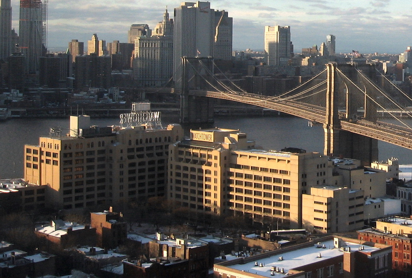 Watchtower-squibb-buildings-brooklyn-bridge