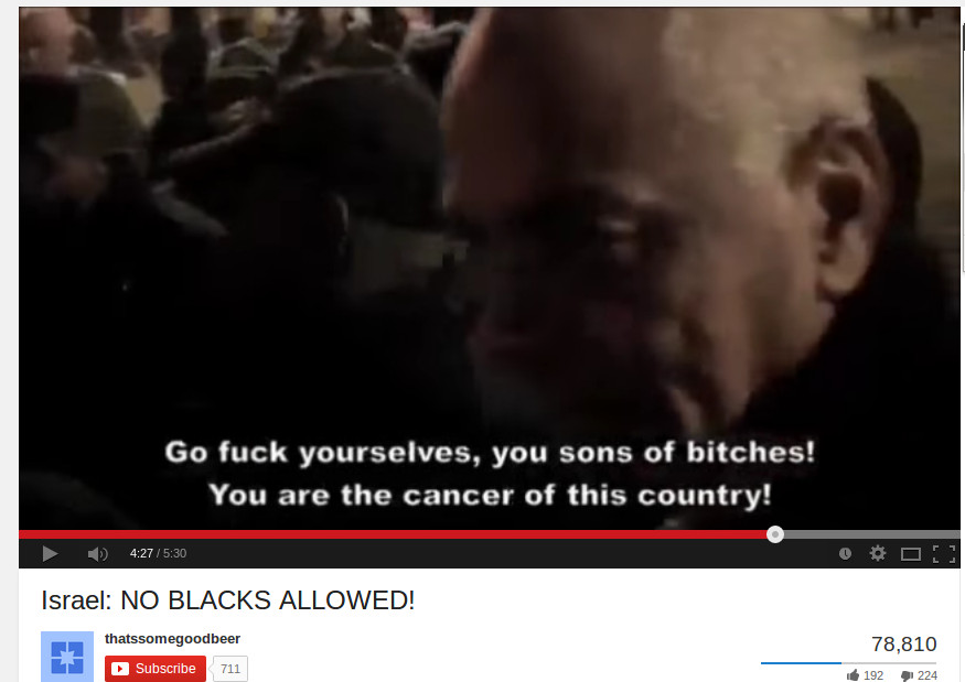anti-black-rally-israel-go-fuck-selves