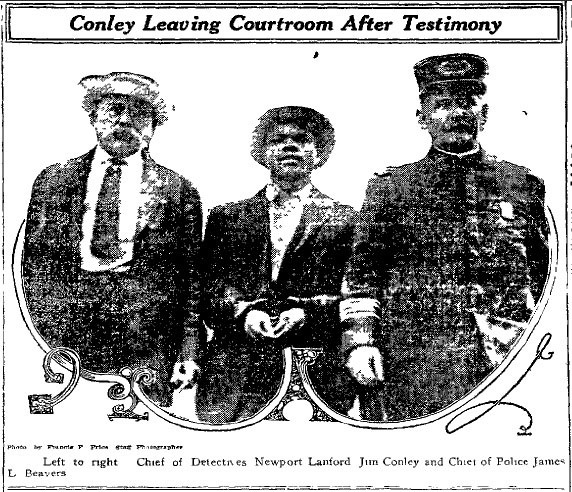atlanta-constitution-IMAGE-august-6-1913-leo-frank-trial-chief-newport-lanford-jim-conley-chief-james-l-beavers