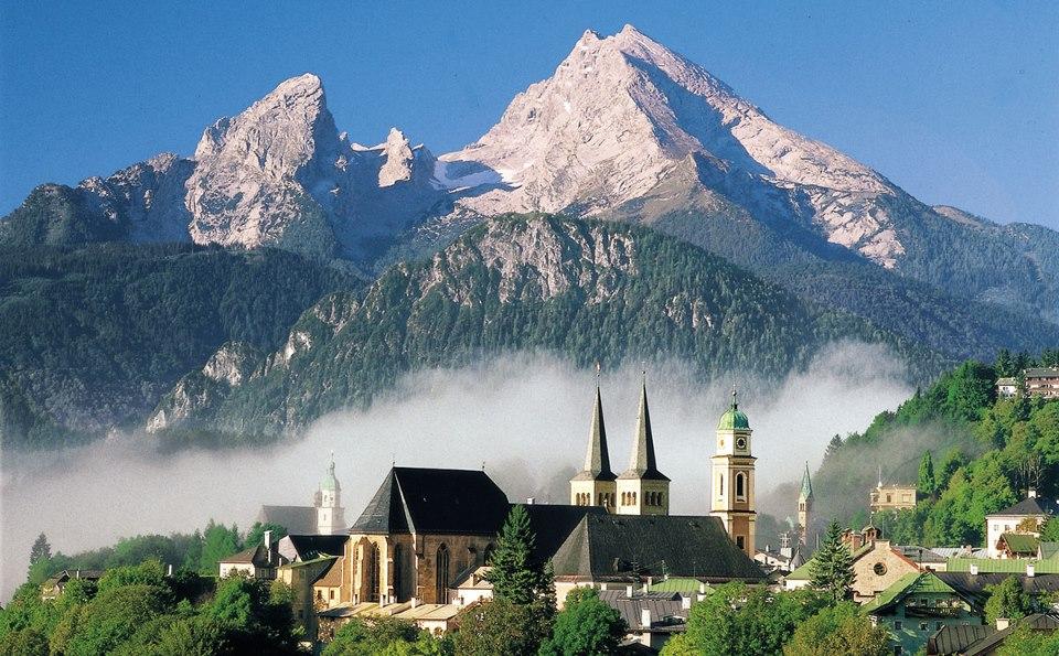 berchtesgaden-bavaria