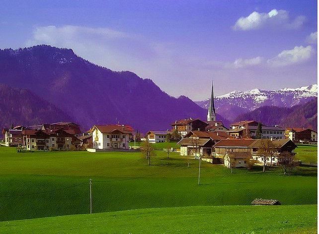 brandenberg-tirol-austria