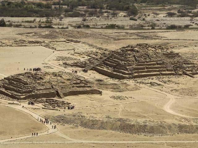 caral-pyramids
