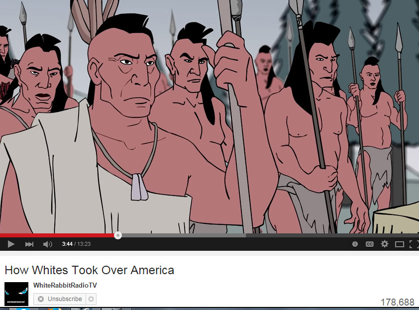 cartoon-outraged-indians-and-chief-white-rabbit-video