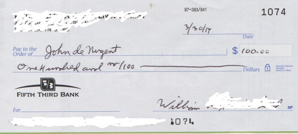 check-100-dollars