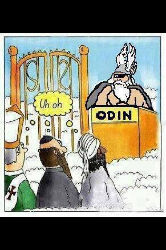 christian-jew-muslim-at-pearly-gates-odin
