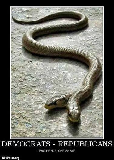 democrats-republicans-two-heads-one-snake