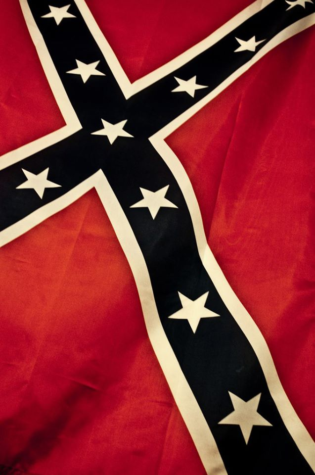 dixie-flag-upright-flowing