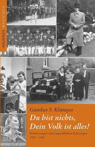 du-bist-nichts-book-guenther-kluemper-hitler-youth-ah-hj