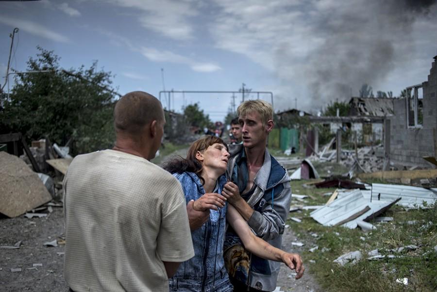 eastern-ukrainian-russians-bombed-shanty-town